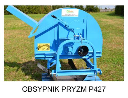 Obsypnik pryzm P427