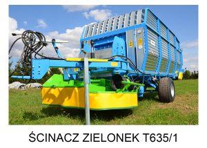 scinacz zielonek t635/1 zamet nie euromilk