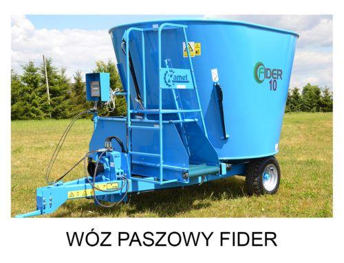 Wóz Paszowy Fider