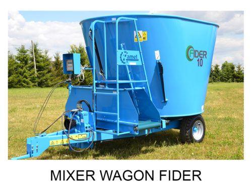 Mixer wagon Fider